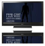 Peer Gynt: música para sombras y orquesta